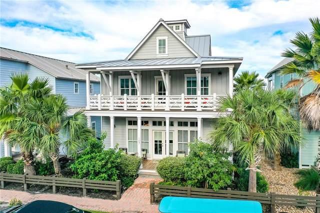 107 Still Water Drive, Port Aransas, TX 78373 (MLS #389916) :: South Coast Real Estate, LLC