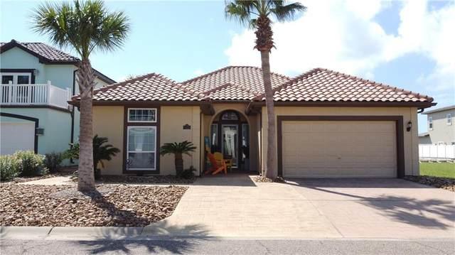 143 La Joya, Port Aransas, TX 78373 (MLS #389922) :: South Coast Real Estate, LLC