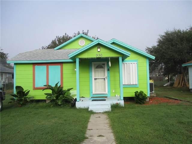 936 S Rife Street, Aransas Pass, TX 78336 (MLS #389931) :: RE/MAX Elite Corpus Christi