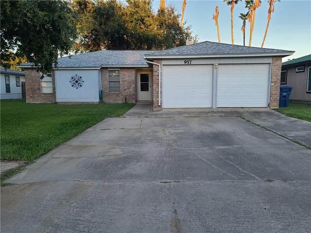 957 Bramling Circle, Corpus Christi, TX 78418 (MLS #389936) :: South Coast Real Estate, LLC