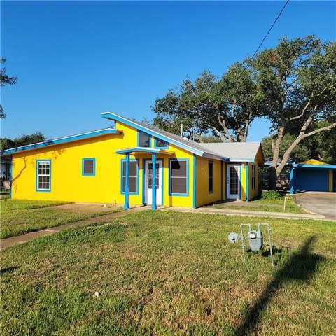 719 N Gagon Street, Rockport, TX 78382 (MLS #389939) :: South Coast Real Estate, LLC