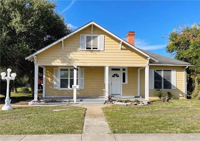 1009 E Sinton Street, Sinton, TX 78387 (MLS #389942) :: South Coast Real Estate, LLC
