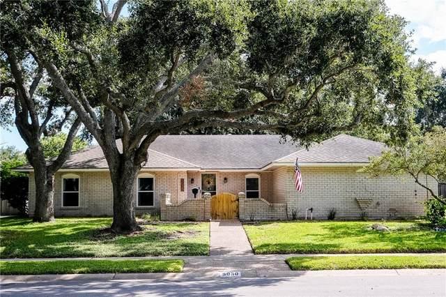 5030 Cascade Drive, Corpus Christi, TX 78413 (MLS #389944) :: KM Premier Real Estate