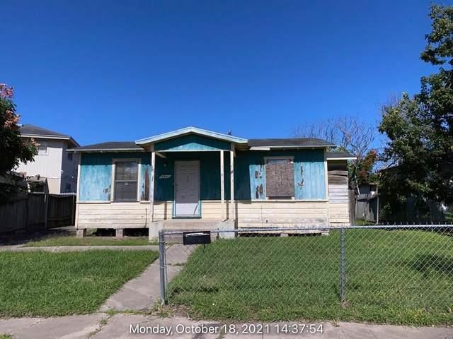 4705 Philip, Corpus Christi, TX 78415 (MLS #389949) :: KM Premier Real Estate