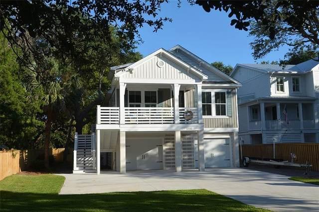 41 Copano Ridge Road, Rockport, TX 78382 (MLS #390011) :: RE/MAX Elite Corpus Christi