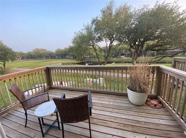 221 Marion Drive A201, Rockport, TX 78382 (MLS #390062) :: KM Premier Real Estate