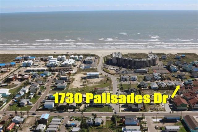 1730 Palisades Dr, Port Aransas, TX 78373 (MLS #325723) :: Desi Laurel Real Estate Group