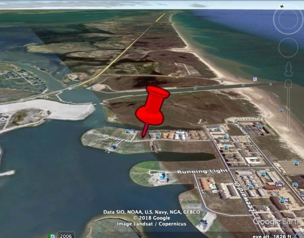 Lot 39 Granada, Corpus Christi, TX 78418 (MLS #328639) :: Desi Laurel Real Estate Group