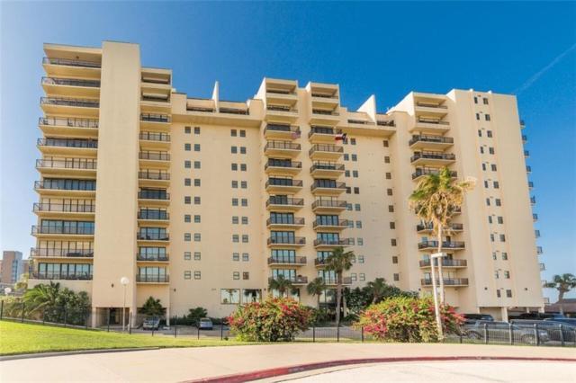 1400 Ocean  Unit #1002-C, Corpus Christi, TX 78404 (MLS #331261) :: Better Homes and Gardens Real Estate Bradfield Properties