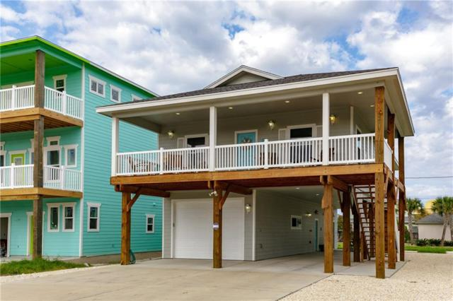 607 Sea Breeze, Port Aransas, TX 78373 (MLS #333793) :: Kristen Gilstrap Team