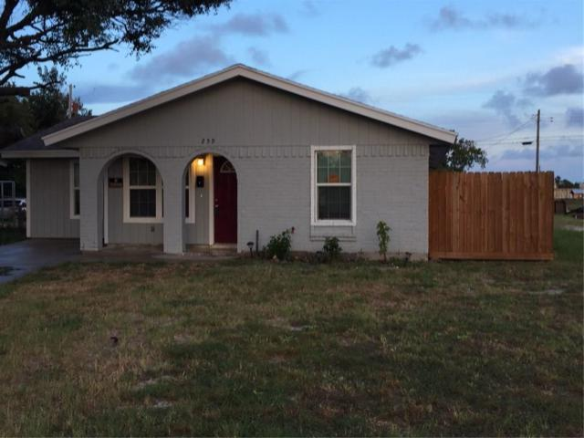 259 S 9th St, Aransas Pass, TX 78336 (MLS #334507) :: Better Homes and Gardens Real Estate Bradfield Properties