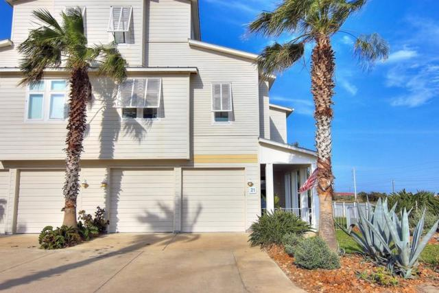 3700 Island Moorings Pkwy #21, Port Aransas, TX 78373 (MLS #339239) :: Desi Laurel Real Estate Group