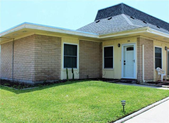4901 State Highway 361 #114, Port Aransas, TX 78373 (MLS #339480) :: Desi Laurel & Associates