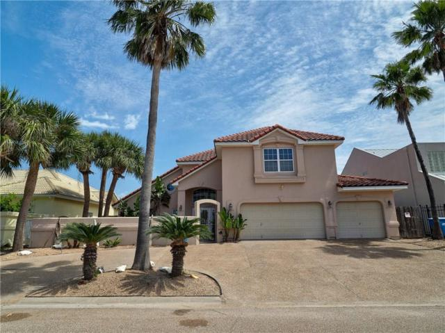 406 Marina Dr, Port Aransas, TX 78373 (MLS #339961) :: Desi Laurel Real Estate Group