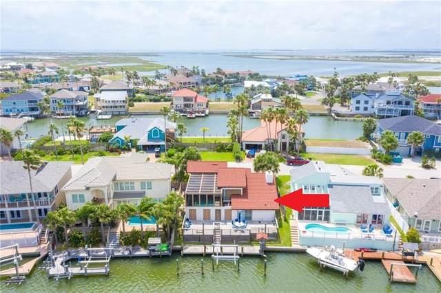 460 Bahia Mar, Port Aransas, TX 78373 (MLS #340091) :: Desi Laurel Real Estate Group