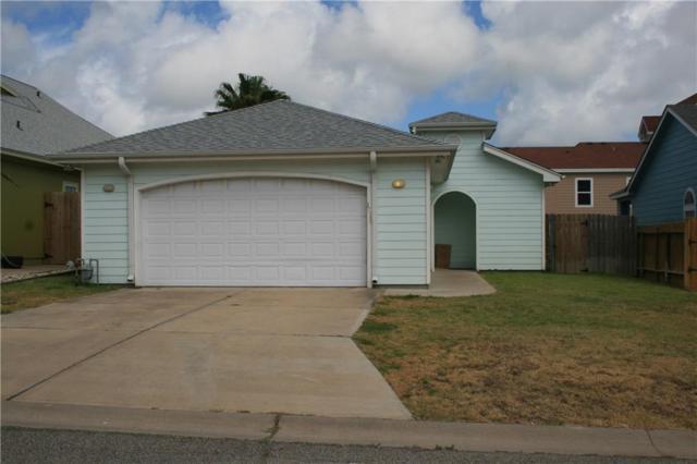 1716 Palisades Dr, Port Aransas, TX 78373 (MLS #340474) :: Desi Laurel Real Estate Group