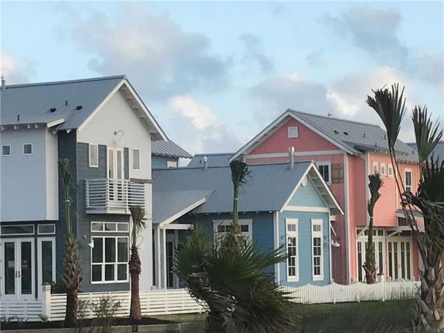 600 Center Square North #9, Port Aransas, TX 78373 (MLS #341622) :: Desi Laurel Real Estate Group