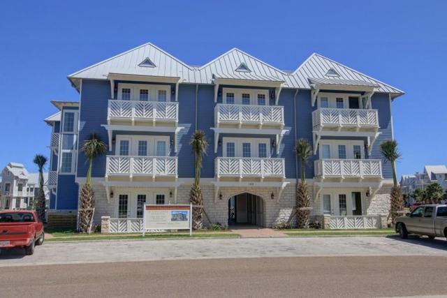 190 Social Circ 10-204, Port Aransas, TX 78373 (MLS #343704) :: Desi Laurel Real Estate Group