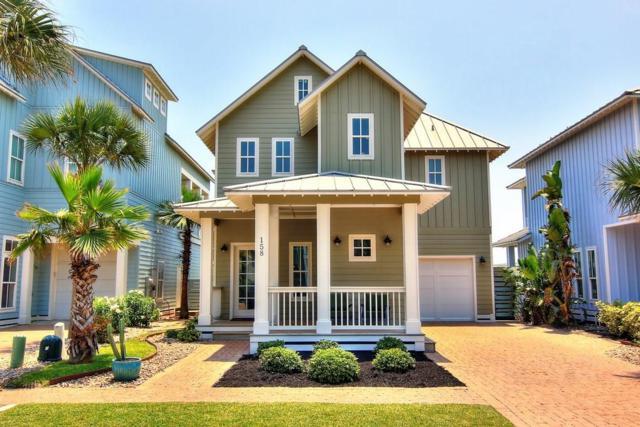 158 Bent Grass, Port Aransas, TX 78373 (MLS #344267) :: Desi Laurel Real Estate Group