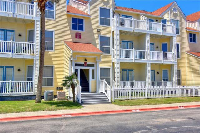 14721 Whitecap Blvd #390, Corpus Christi, TX 78418 (MLS #344586) :: Desi Laurel Real Estate Group