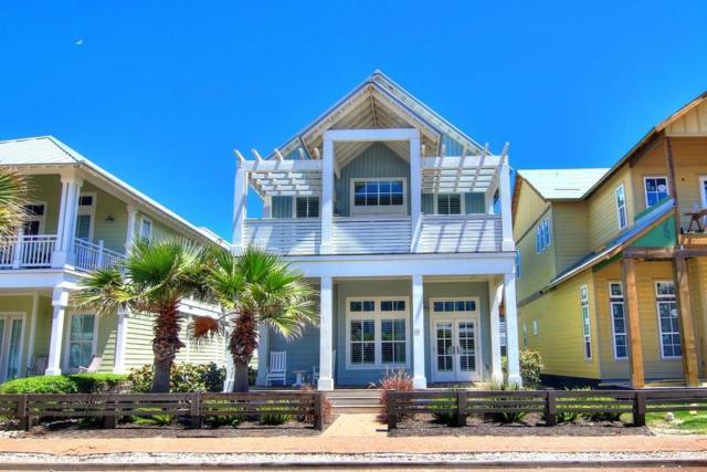 235 Bent Grass Dr, Port Aransas, TX 78373 (MLS #344731) :: Desi Laurel Real Estate Group