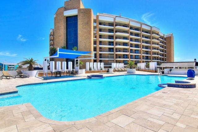 720 Access Road 1-A #712, Port Aransas, TX 78373 (MLS #344921) :: Desi Laurel Real Estate Group