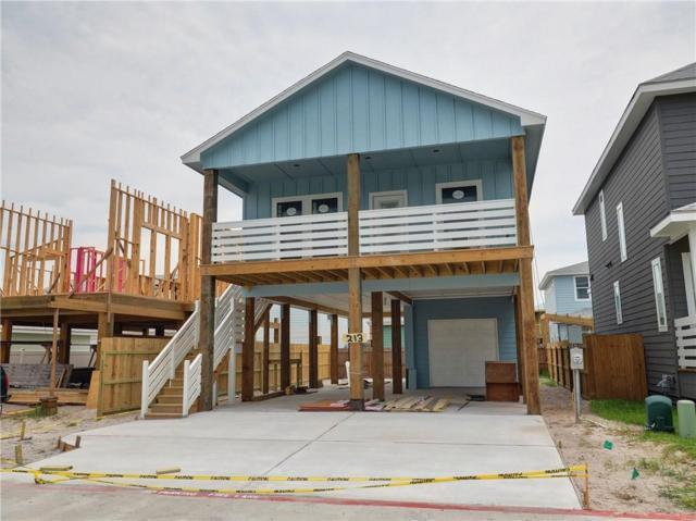 213 Nautilus St, Port Aransas, TX 78373 (MLS #347246) :: Desi Laurel Real Estate Group