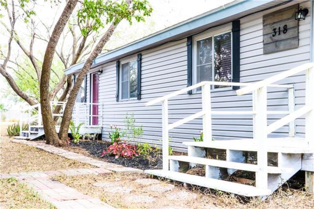318 Voelkel Ave, Orange Grove, TX 78372 (MLS #347964) :: Desi Laurel Real Estate Group