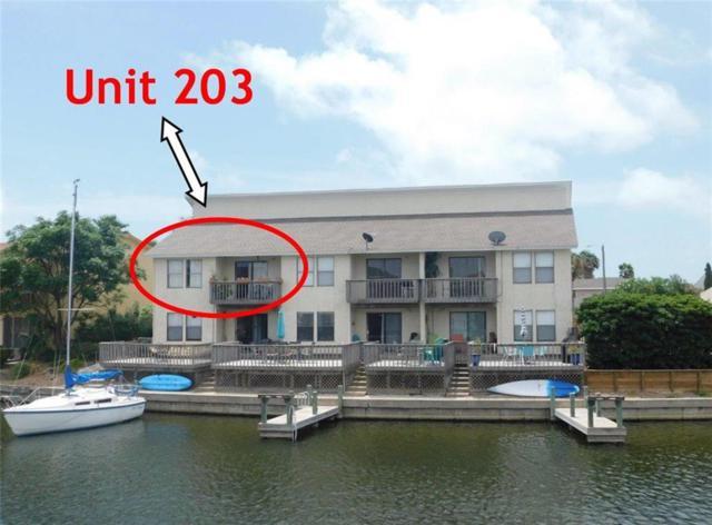 13910 Mingo Cay #203, Corpus Christi, TX 78418 (MLS #348414) :: Desi Laurel Real Estate Group