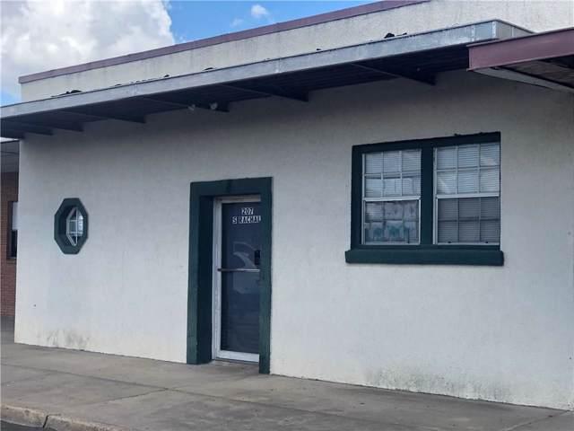 207 S Rachal St, Sinton, TX 78387 (MLS #350054) :: Desi Laurel Real Estate Group