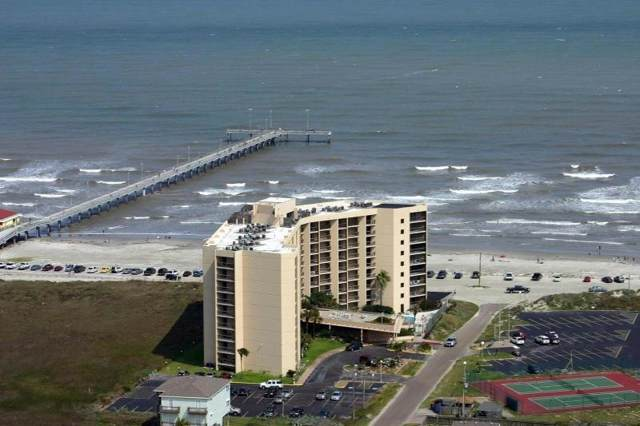 1000 Lantana Drive #910, Port Aransas, TX 78373 (MLS #350322) :: RE/MAX Elite Corpus Christi