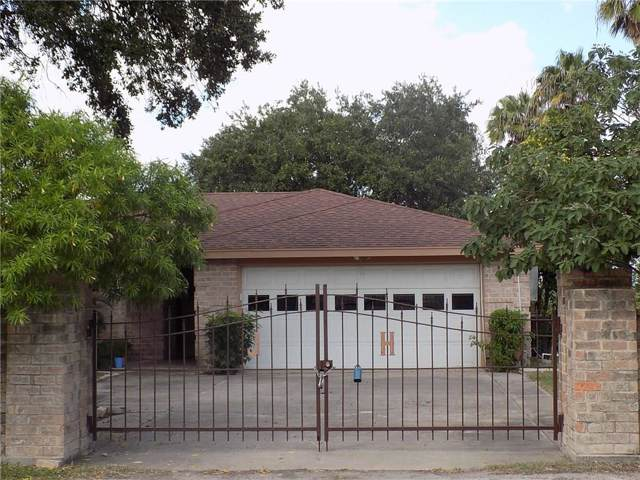 4070 Ballard, Robstown, TX 78380 (MLS #350923) :: RE/MAX Elite Corpus Christi