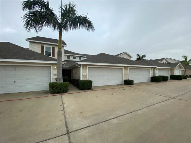 15209 S Padre Island Dr #204, Corpus Christi, TX 78418 (MLS #352359) :: Desi Laurel Real Estate Group