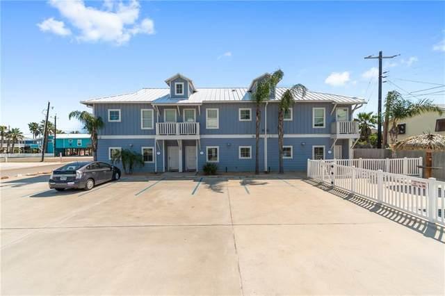 512 Sea Shell Drive 1-5, Port Aransas, TX 78373 (MLS #356722) :: KM Premier Real Estate