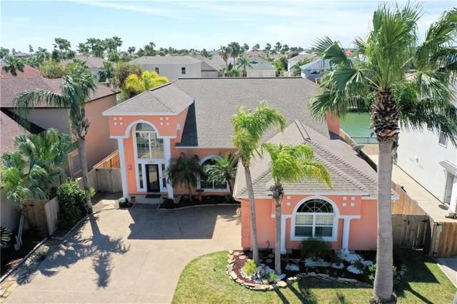 107 Mackerel Court, Aransas Pass, TX 78336 (MLS #357232) :: KM Premier Real Estate