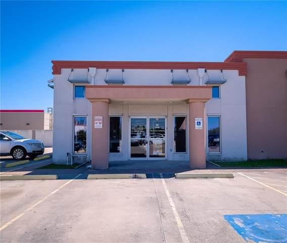 4613 S Staples Street A, Corpus Christi, TX 78411 (MLS #357770) :: KM Premier Real Estate