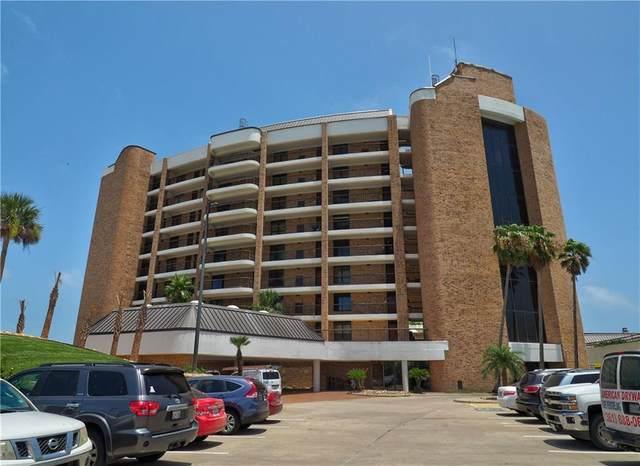 720 Access Road 1-A #204, Port Aransas, TX 78373 (MLS #358227) :: KM Premier Real Estate