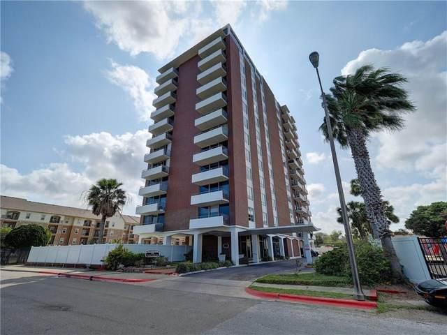 715 S Upper Broadway Street #603, Corpus Christi, TX 78401 (MLS #358233) :: RE/MAX Elite Corpus Christi