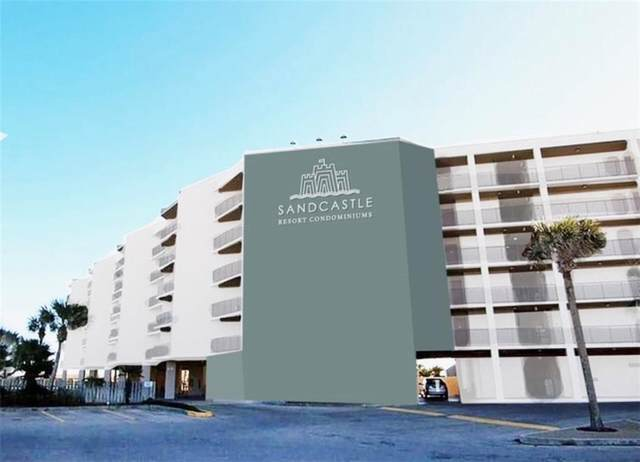 800 Sandcastle Drive #401, Port Aransas, TX 78373 (MLS #358277) :: KM Premier Real Estate