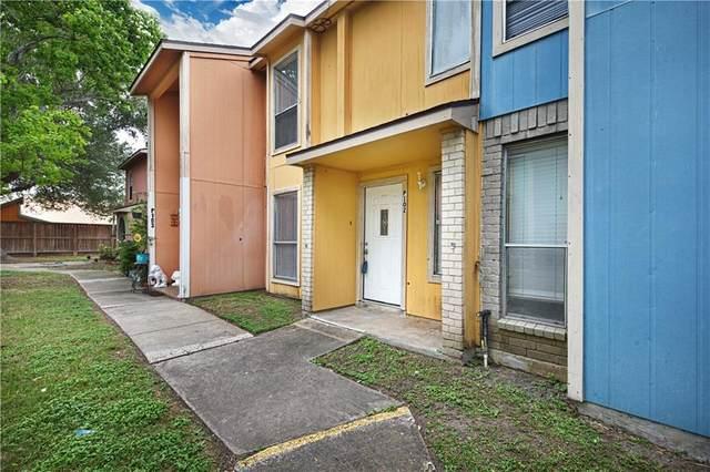 6702 Everhart #P102, Corpus Christi, TX 78413 (MLS #358907) :: Desi Laurel Real Estate Group