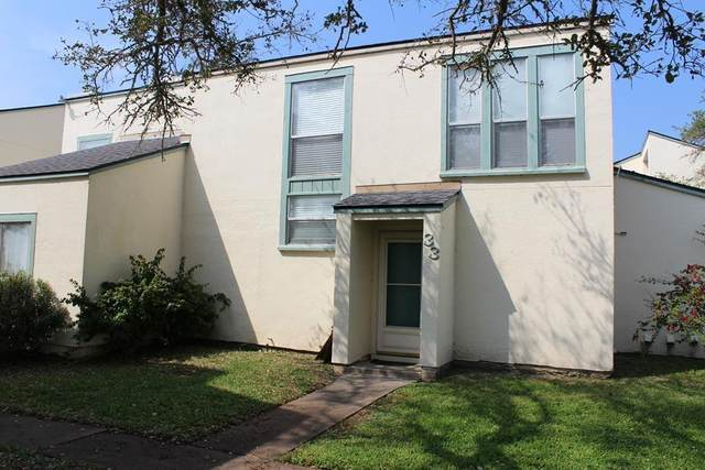 2003 N Fulton Beach Rd #33, Rockport, TX 78382 (MLS #359294) :: RE/MAX Elite Corpus Christi