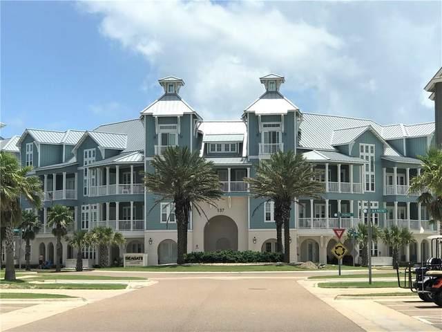 137 Palmilla Circle  #203, Port Aransas, TX 78373 (MLS #359802) :: Desi Laurel Real Estate Group