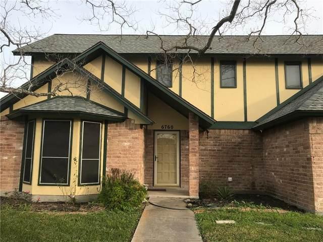 6760 Wood Iron Drive, Corpus Christi, TX 78413 (MLS #360906) :: Desi Laurel Real Estate Group