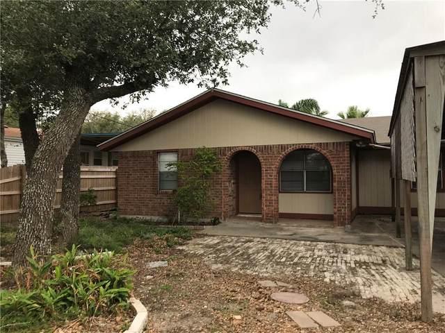 715 S Doughty Street, Rockport, TX 78382 (MLS #361644) :: Desi Laurel Real Estate Group