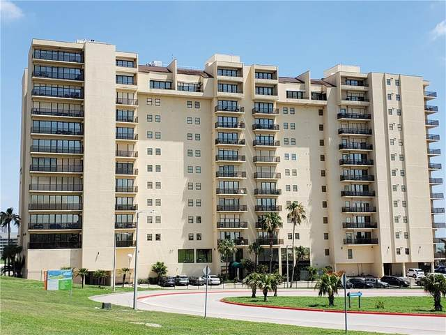 1400 Ocean Drive 1003B, Corpus Christi, TX 78404 (MLS #361912) :: KM Premier Real Estate