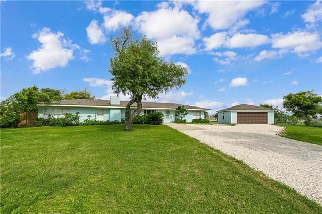 446 Copano Ridge Road, Rockport, TX 78382 (MLS #362212) :: Desi Laurel Real Estate Group