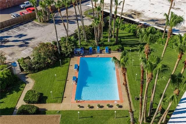 4600 Ocean Drive #805, Corpus Christi, TX 78412 (MLS #362437) :: KM Premier Real Estate