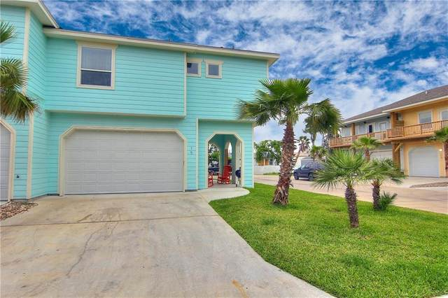 247 W Roberts Avenue #15, Port Aransas, TX 78373 (MLS #364028) :: KM Premier Real Estate