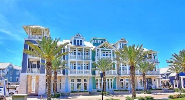 128 Market Street 5-103, Port Aransas, TX 78373 (MLS #364342) :: KM Premier Real Estate