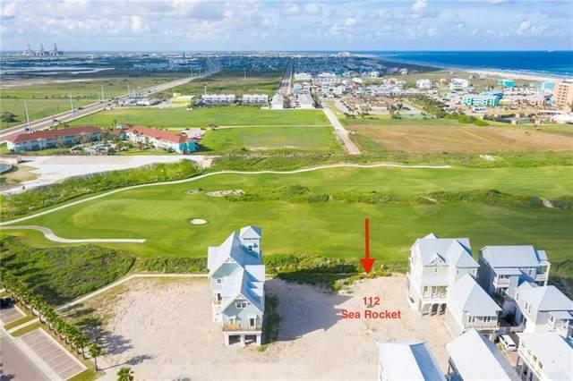 112 Sea Rocket, Port Aransas, TX 78373 (MLS #364507) :: South Coast Real Estate, LLC